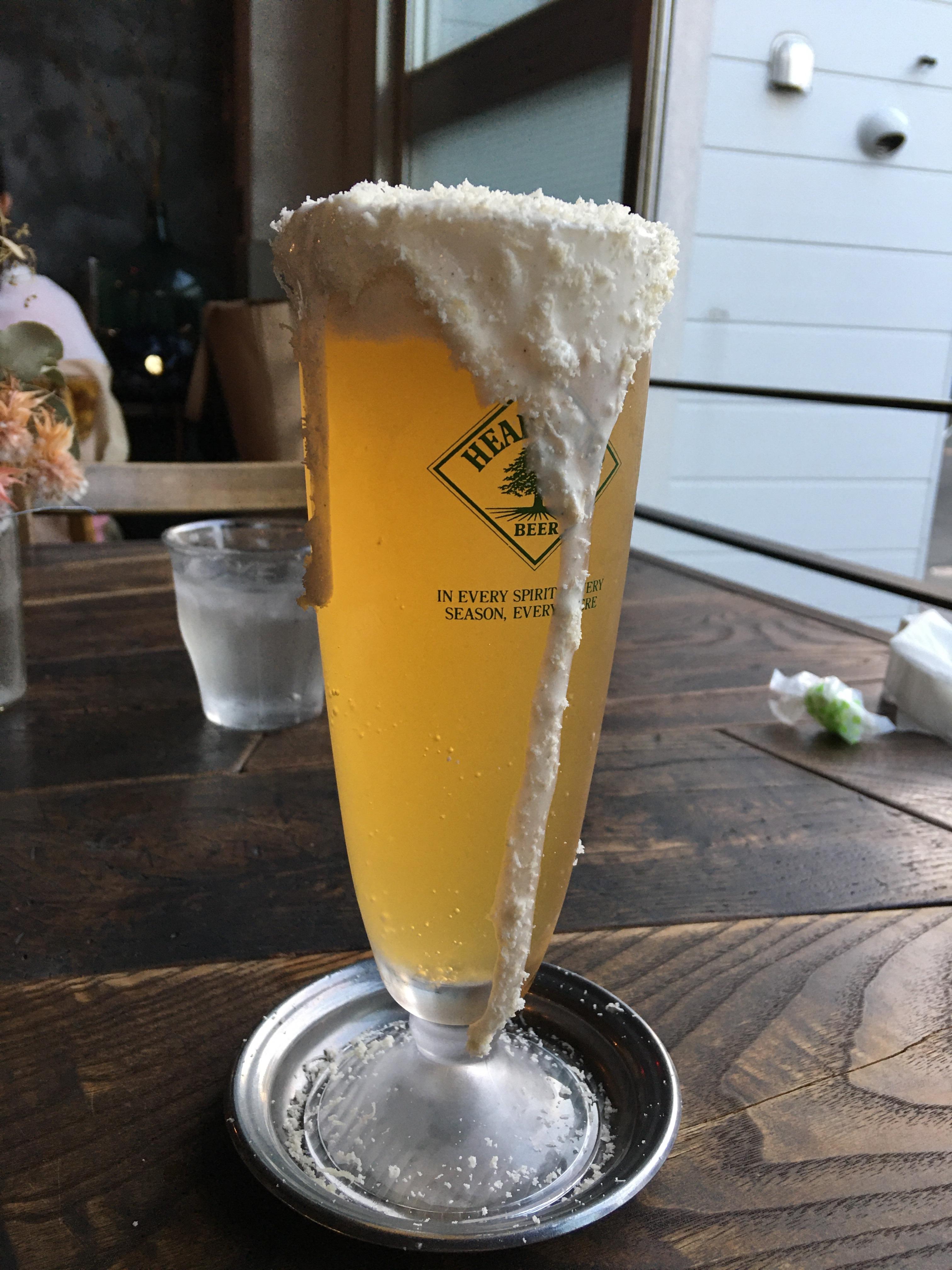 チーズビール