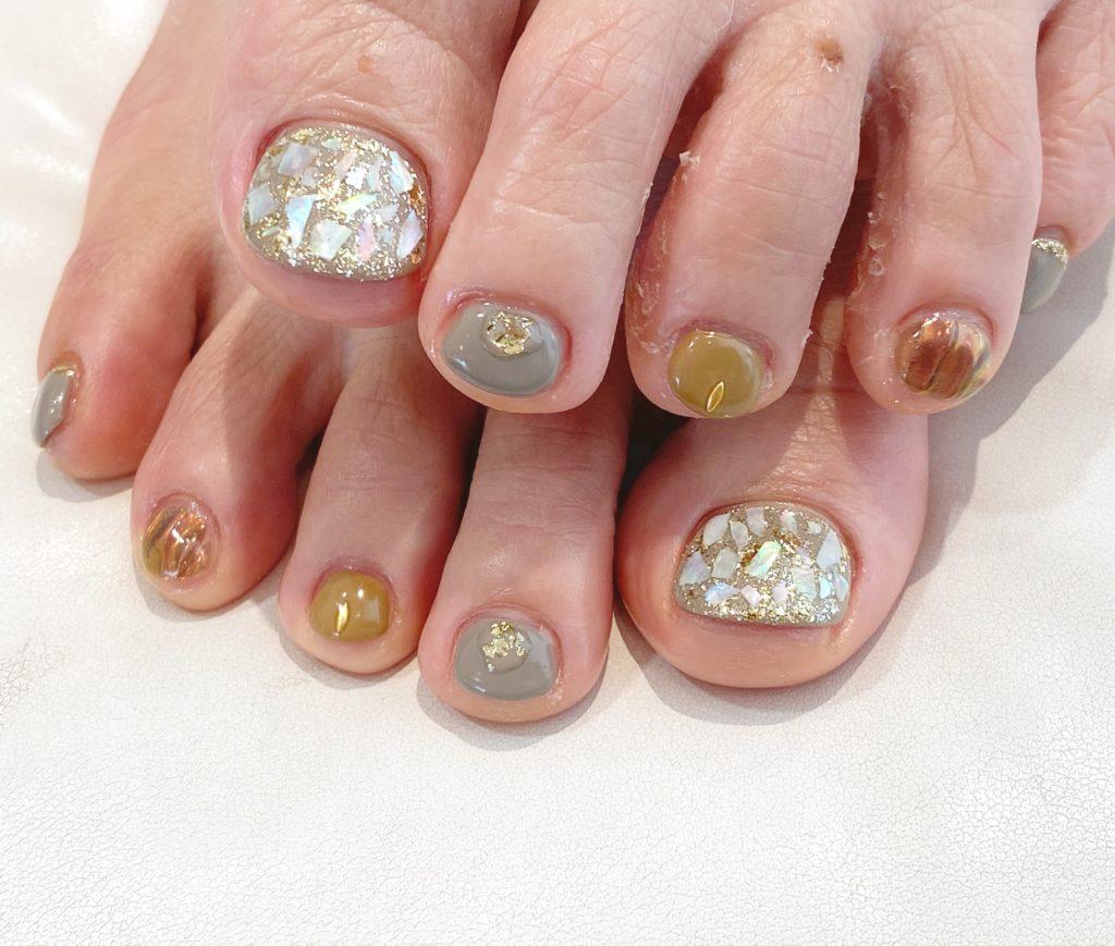 haar nail ♡〜お客様ネイル〜