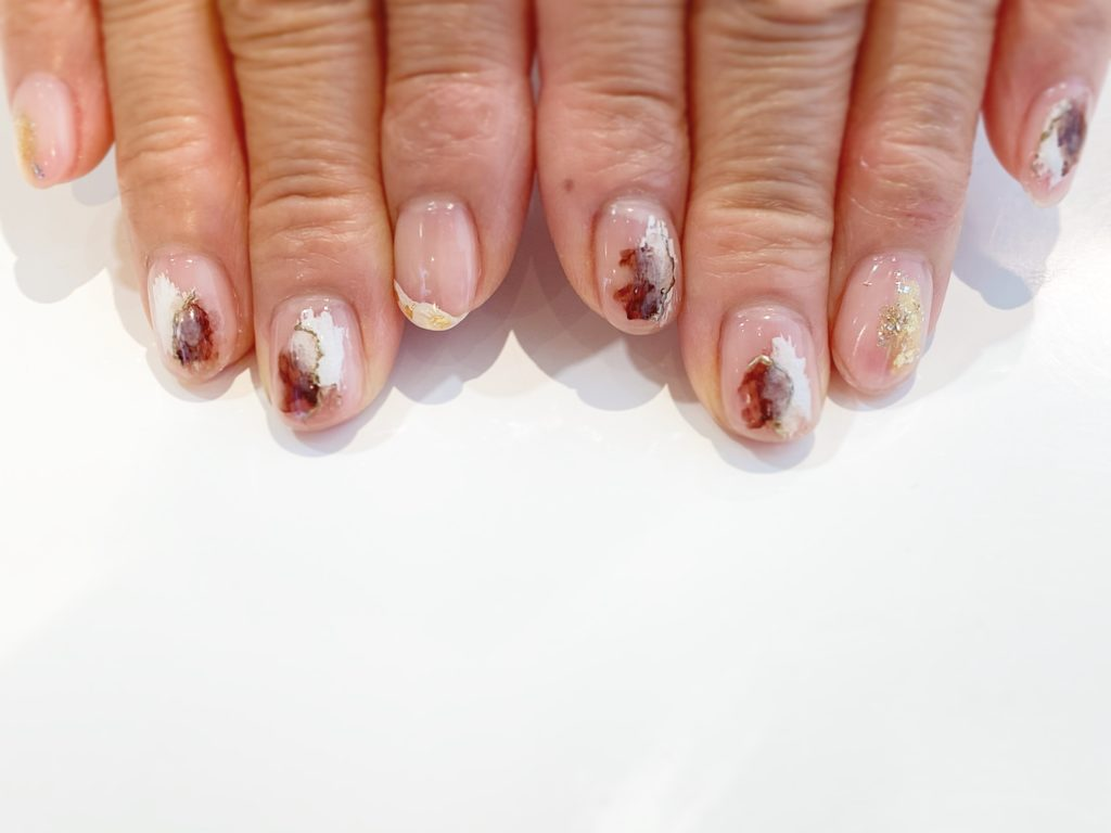 haar nail ♡〜自分時間〜